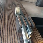 Cutlery for the courses
