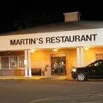Photo de Martin's Restaurant
