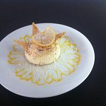 Brandade de morue et en dessert tarte citron meringuée revisité