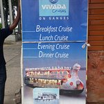Various cruises on offer