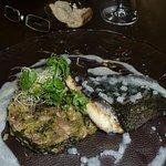 filet de poisson chou a la châtaigne