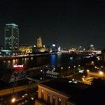 صورة للنيل من فندق ماريوت برج الزمالك