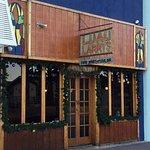 Exterior of Luau Larry's in Avalon