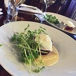 Pork Chop & poached egg