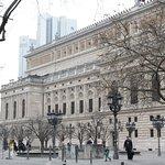Seitenansicht Alte Oper