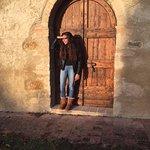 Under the Tuscan sun!