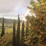Rainbows in Tuscany