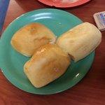 Fresh dinner rolls – my wife's favorite