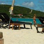 Beach Lounge area.