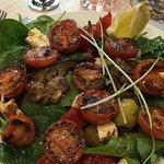 Mediterranen Vegetable Salad