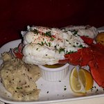 Twin Lobster Tails, at least 8oz each if not bigger