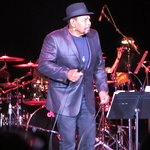 Aaron Neville, Luther Burbank Center for the Arts, Santa Rosa, CA