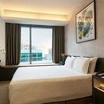 Pan Pacific Serviced Suites Orchard Singapore Foto