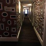Hallway on 8th floor