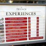 DeLoach Experiences, DeLoach Vineyards, Santa Rosa, CA