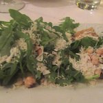 Butternut Squash Ravioli Dish, Swiss Hotel Bar and Restaurant, Sonoma, CA
