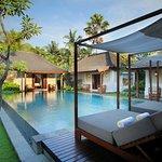 Three Bedroom Pool Villa - day time