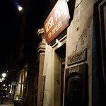 Nice inviting Irish pub.