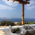 colazione in terrazza!