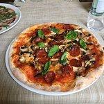 El mejor restaurante de palma en lo que se refiere a comida italiana. La pizza inmejorable y el