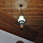 Wooden ceilings, a 18-19-century local tradition