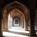 inside the masjid