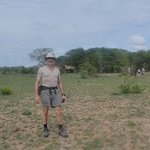 Photo de Rhino Walking Safaris at Plains Camp