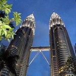 The majestic Petronas Twin Towers