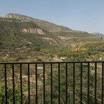 """Terraza """"Mountain Club"""" del Restaurante Sorni"""