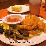 Evan's Coconut Shrimp