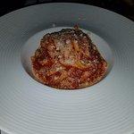 Pasta - Fettuccine with tomato sauce