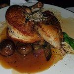 Main - Crispy grilled half chicken