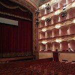 Platea e palcoscenico