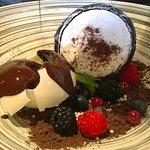 mousse Ciocolata in Cocos