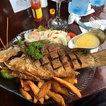 Whole Fish (Snapper)