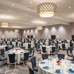 10,000 square foot Britannia Ballroom