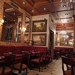 inside dining room- very nice