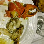 The crab!