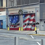 Fire Station #10 (first 9-11 responders) outside security boundary across from CQ WTC hotel.
