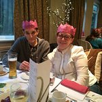 Domestic Cleaning Alliance Christmas Lunch - Palm Court Restaurant