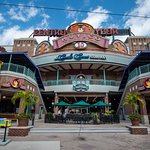 Centro Ybor features Muvico Movie Theater and many restaurants!