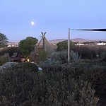 Full Moon rising above the Boma Tippi