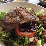Bison & Bleu Salad