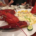 Excellent preparation of a giant lobster, not many Restaurants know how to do it.