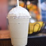 We have all kinds of smoothies and amazing cold drinks