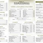 California Fish Grill - Fountain Valley Menu
