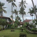 Legong Keraton Beach Hotel Foto