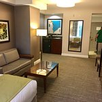 Spacious, clean & very comfortable rooms.