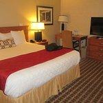 King Size Room, Best Western Garden Inn, Santa Rosa, CA