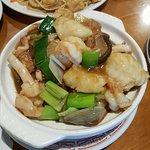 Mixed Seafood Hot Pot
